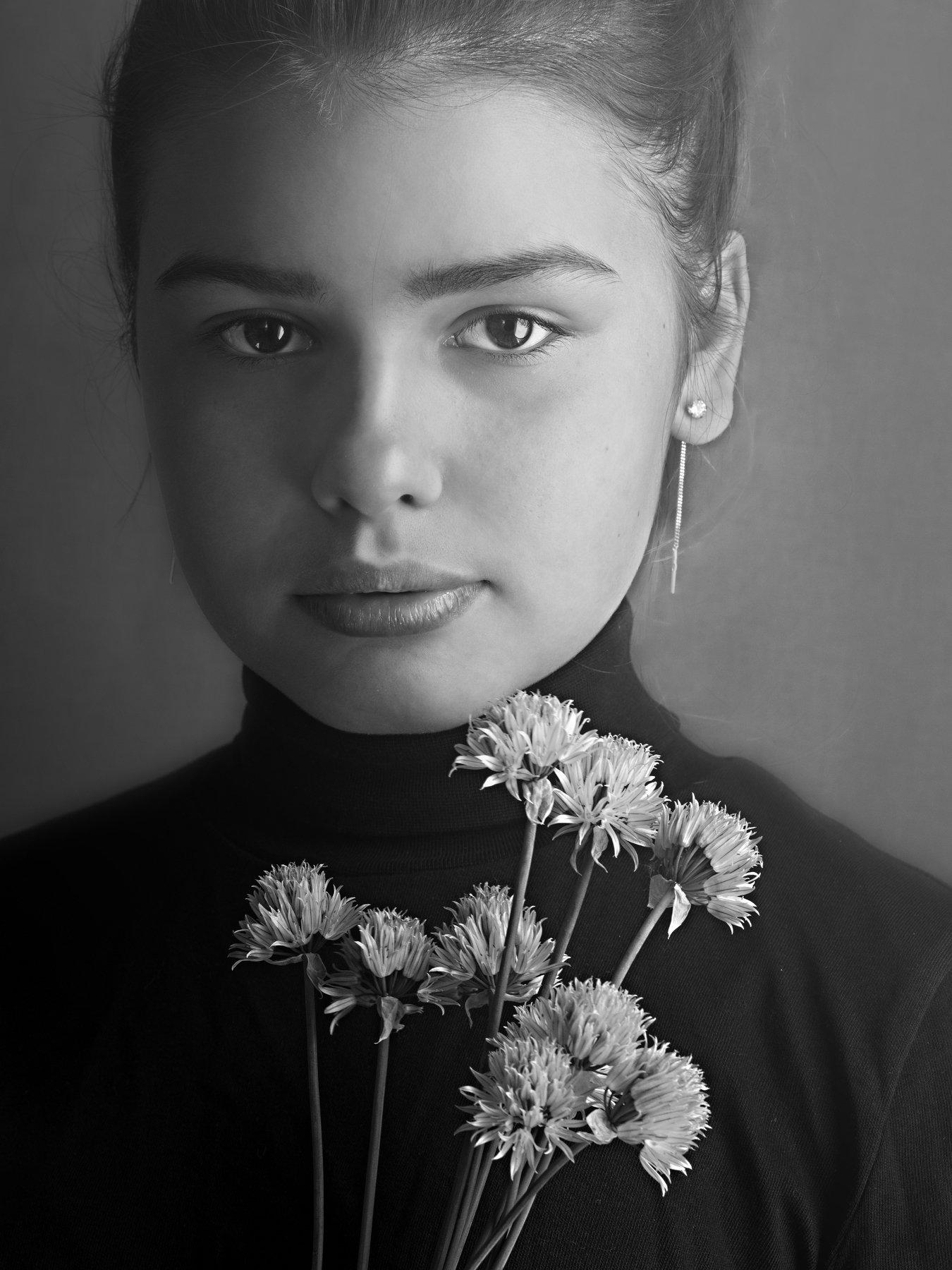 портрет, чернобелое, чернобелыйпортрет, олимпус, анна шацкая