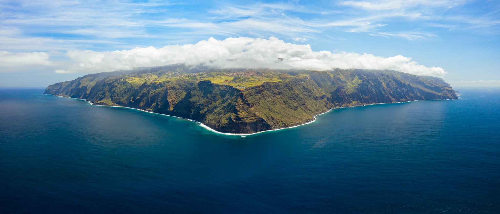 madeira ,portugal ,pontadopargo ,lighthouse ,island ,atlanticocean ,cliffs ,aerial ,dronephotography ,vertical ,clouds ,nature ,landscape ,panorama ,exploremadeira ,travel ,waves ,plateau ,planet ,sky ,volcanic ,amazingnature ,spring ,weather ,volcanicisl, Marko Radovanovic