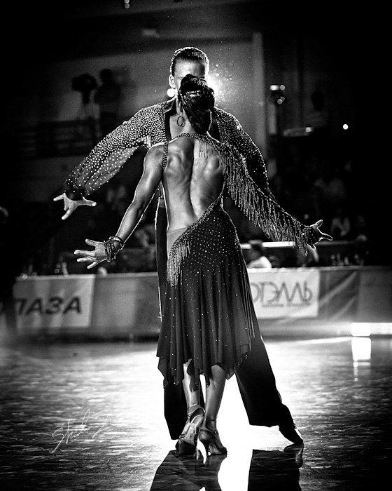 танец, румба, турнир, Serge Kovchenkov