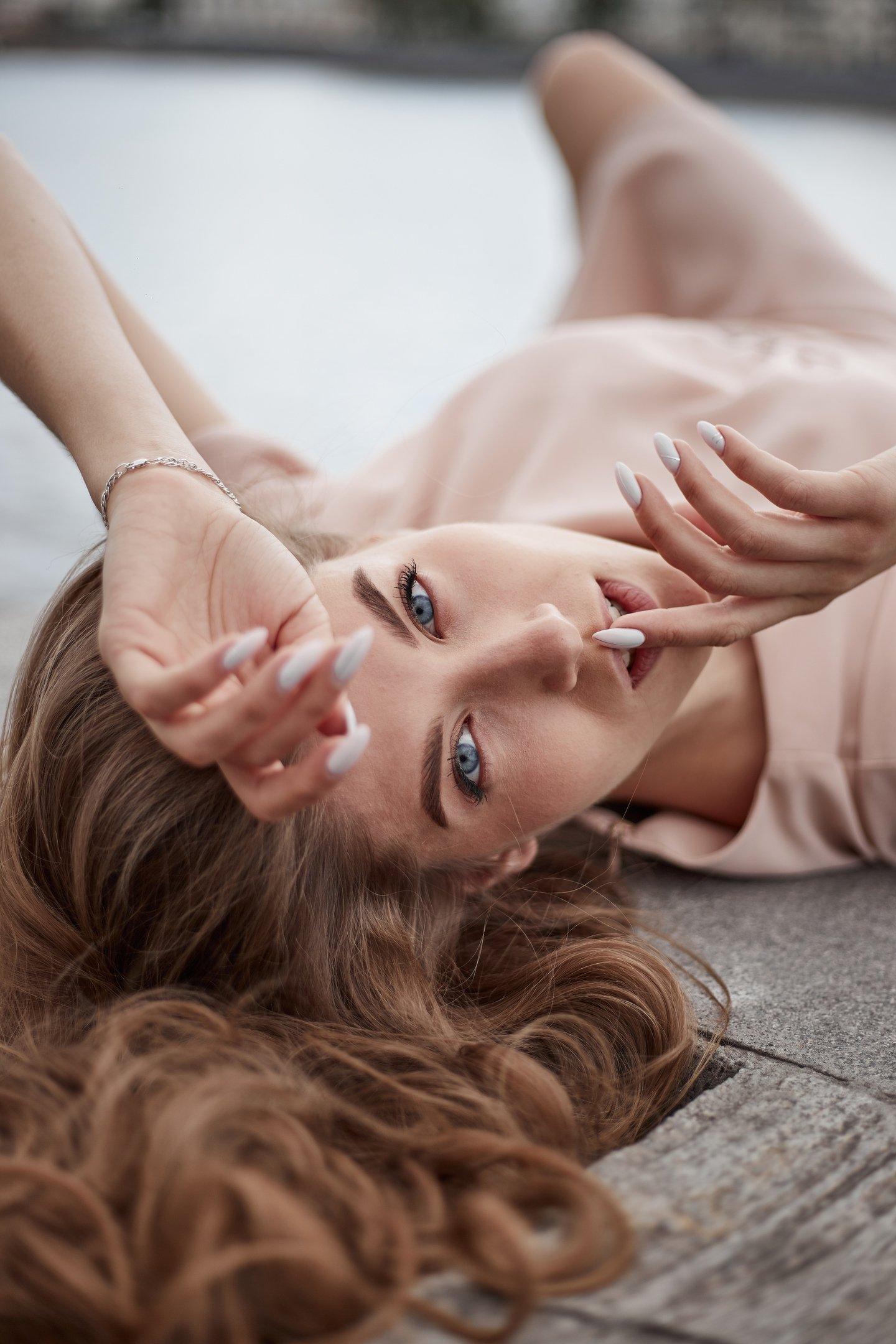 portrait, eyes. nice, girl, model, beautiful, beauty, portraitmood, Kosolapov Artem