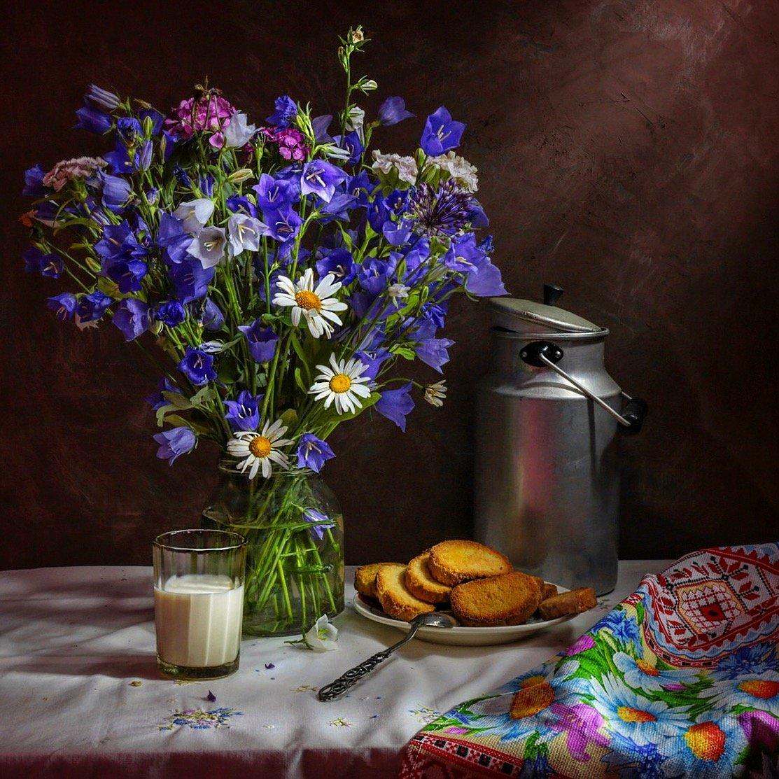 Колокольчики мои - цветики степные... Zadorina Svetlana