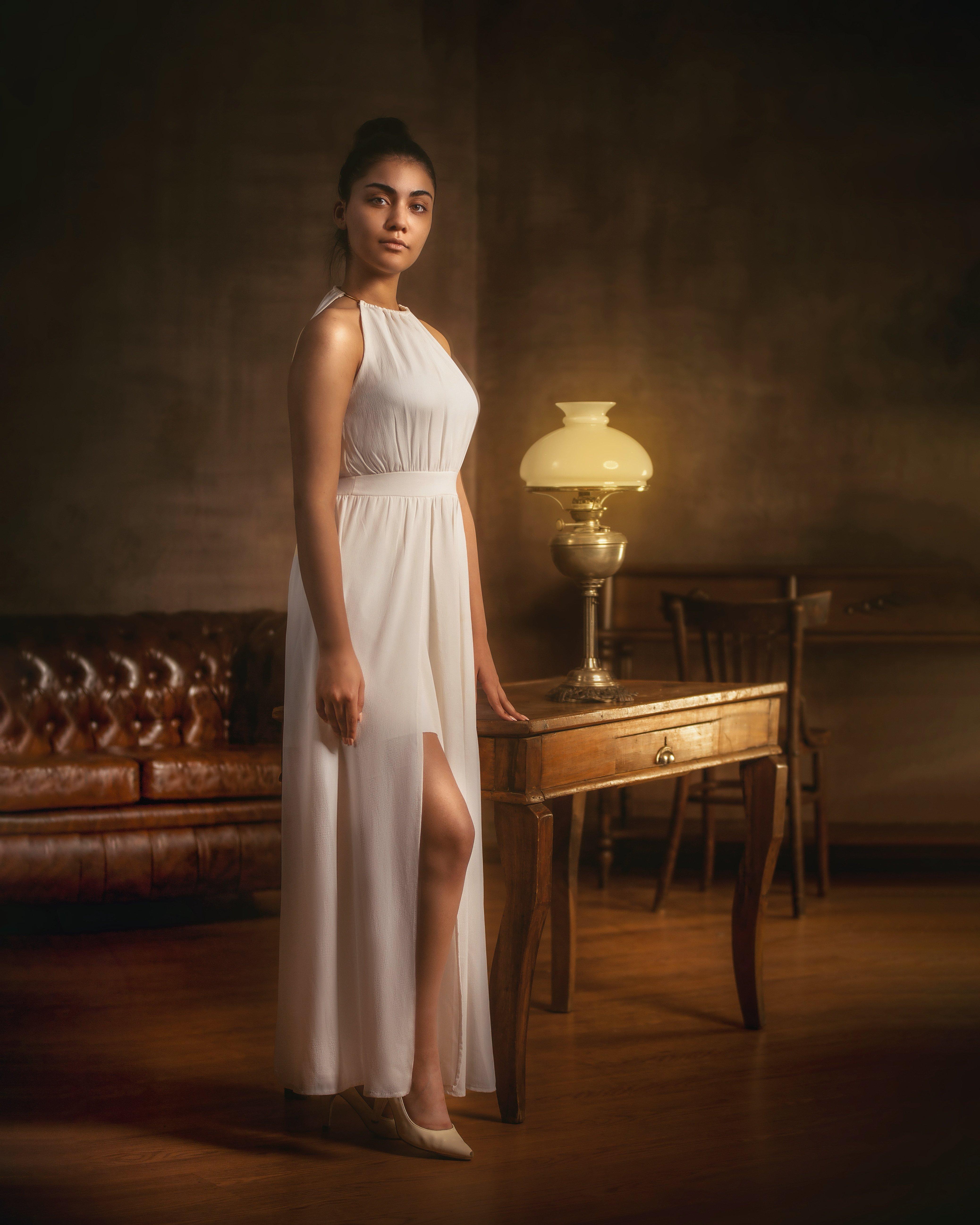 #portrait#female_portrait, Saeinasab Vahidreza