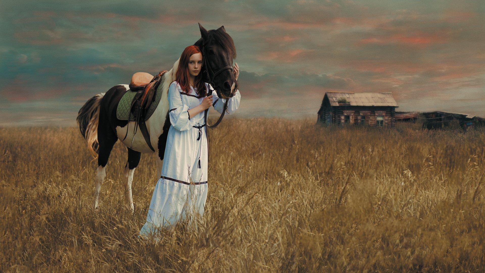 обработка, портрет, модель, арт, art, model, popular, народ, животные, коллаж, рисование, Иван Лосев