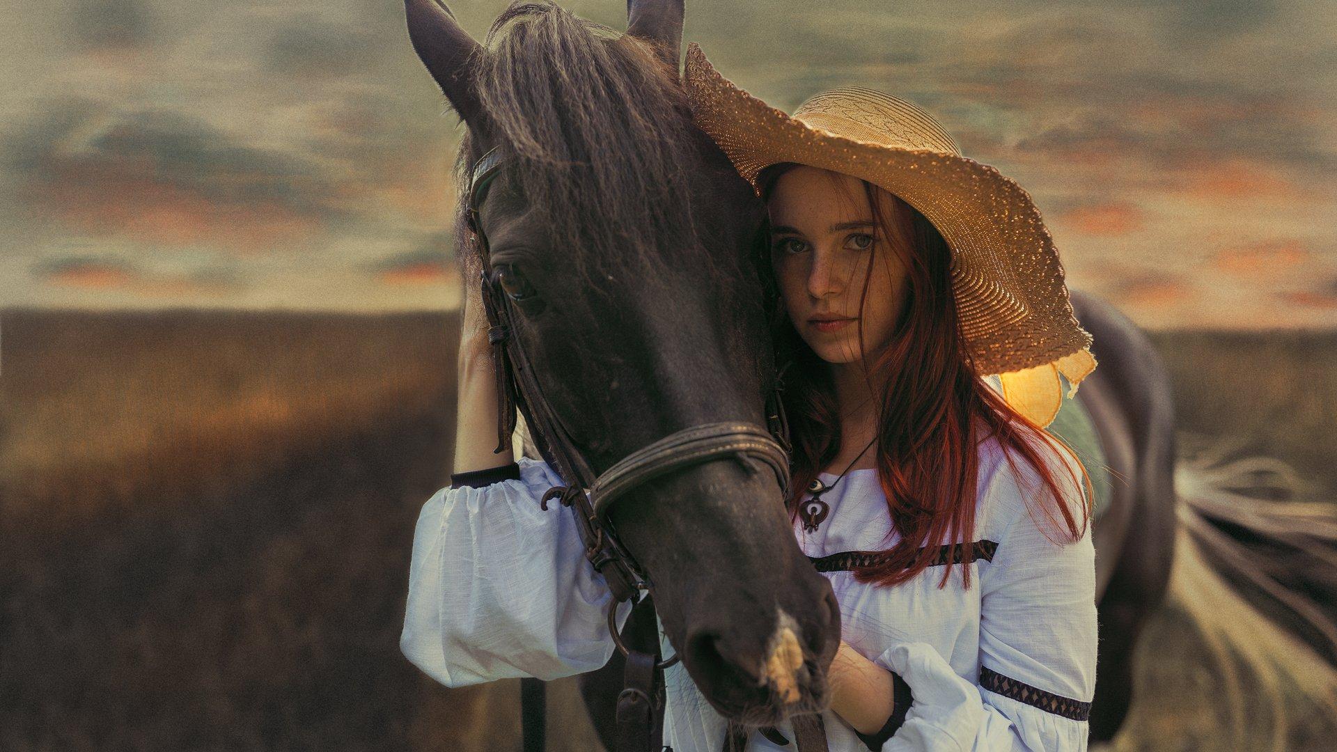 обработка, портрет, модель, арт, art, model, popular, народ, животные, Иван Лосев