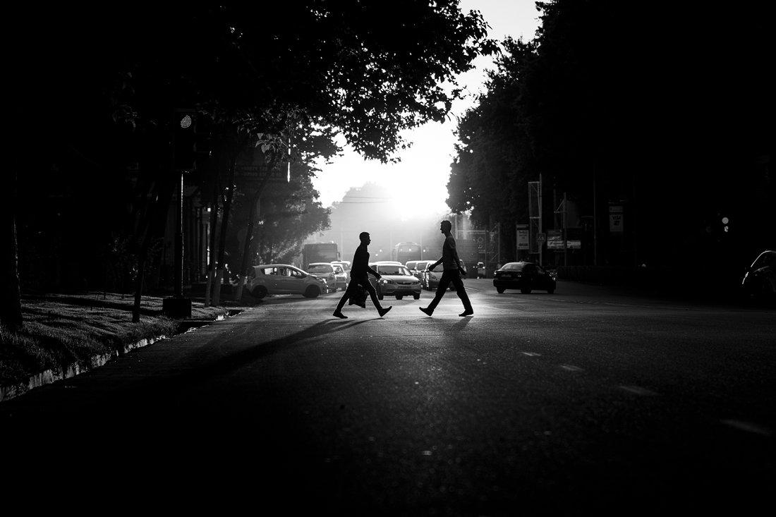 стрит, street, bw, rksd, Rakhmatov Ruslan