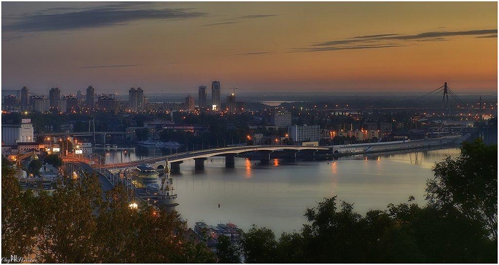 город, киев, днепр, Олег Скворцов
