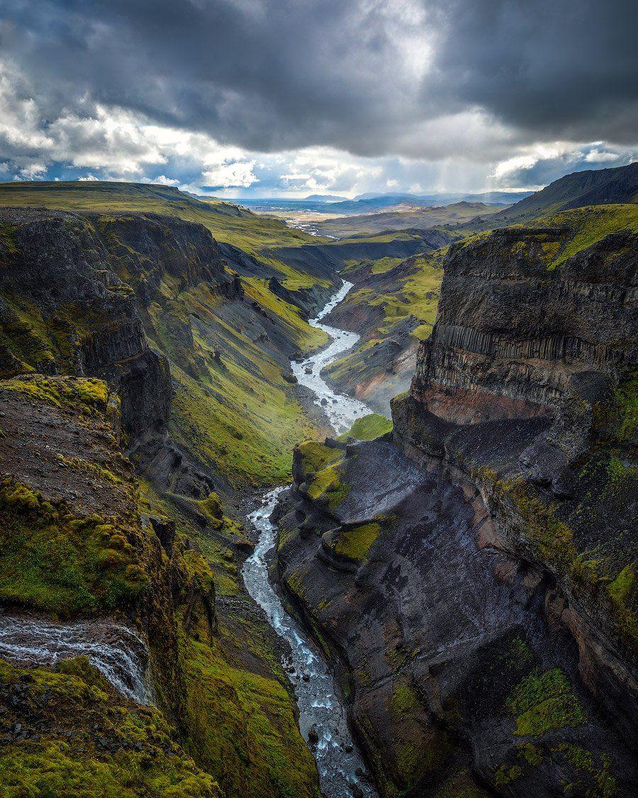 исландия, iceland, хайфосс, háifoss, Шевченко Юрий (Phototours.pro)