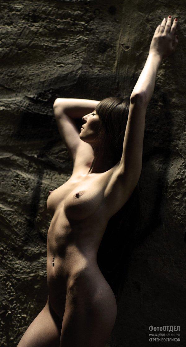 девушка,стена,жара, Сергей Востриков
