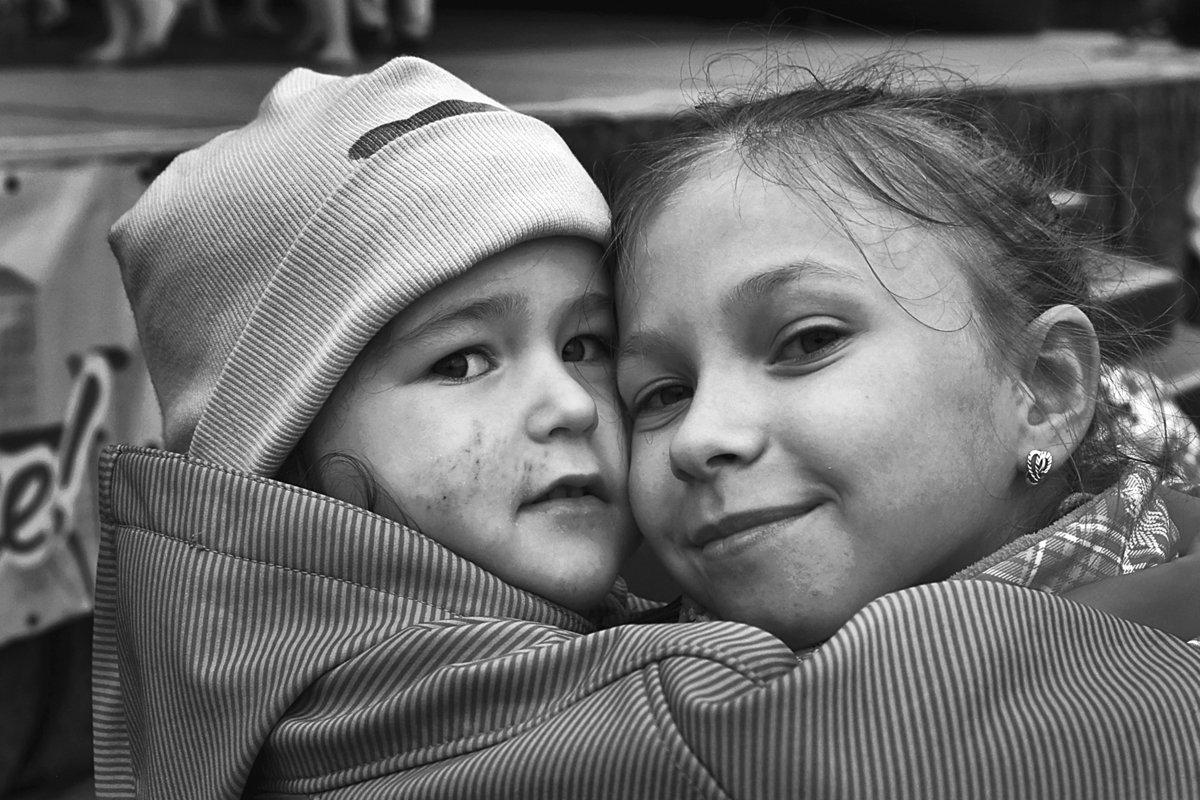 дети, сестры, праздник, концерт, апатиты, Николай Смоляк