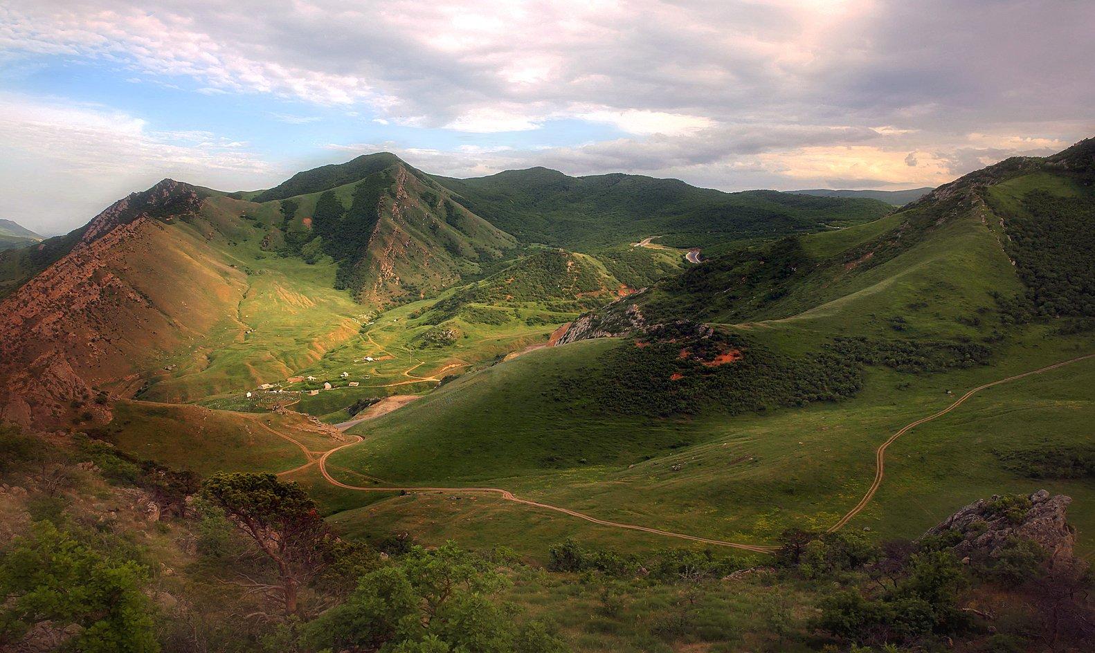 горы,пейзаж,горный пейзаж,весна,дагестан,северный кавказ,, Magov Marat