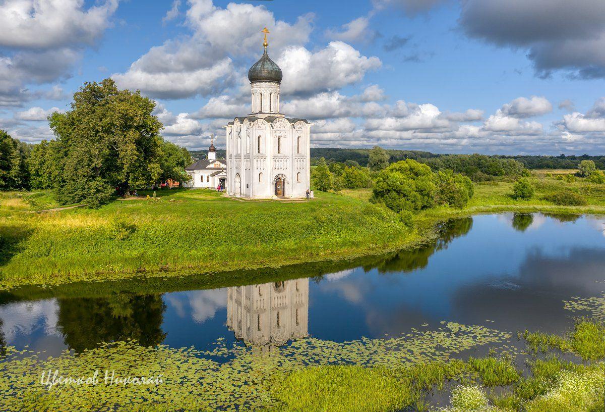 храм, Николай Цветков