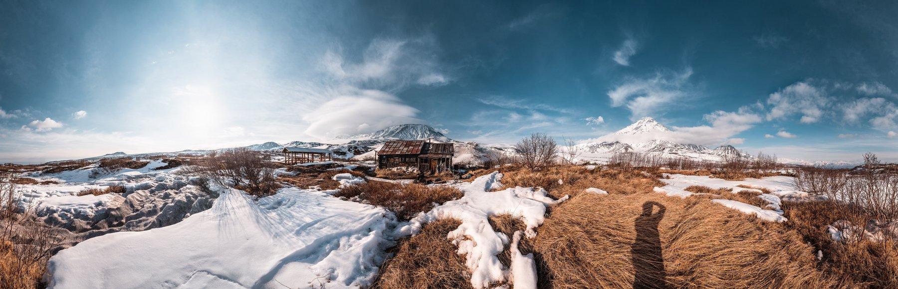 Камчатка, Толуд, вулканы, Evgeniy Khilkevitch
