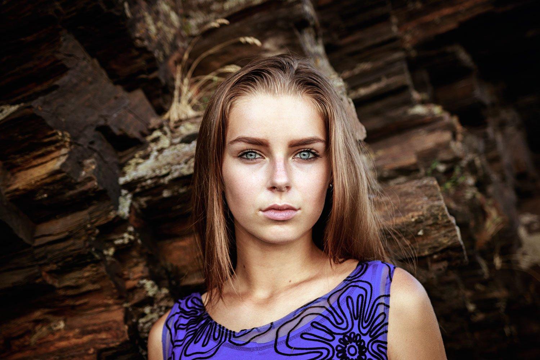 девушка, портрет, outdoor, female, young,, Виталий Мытник