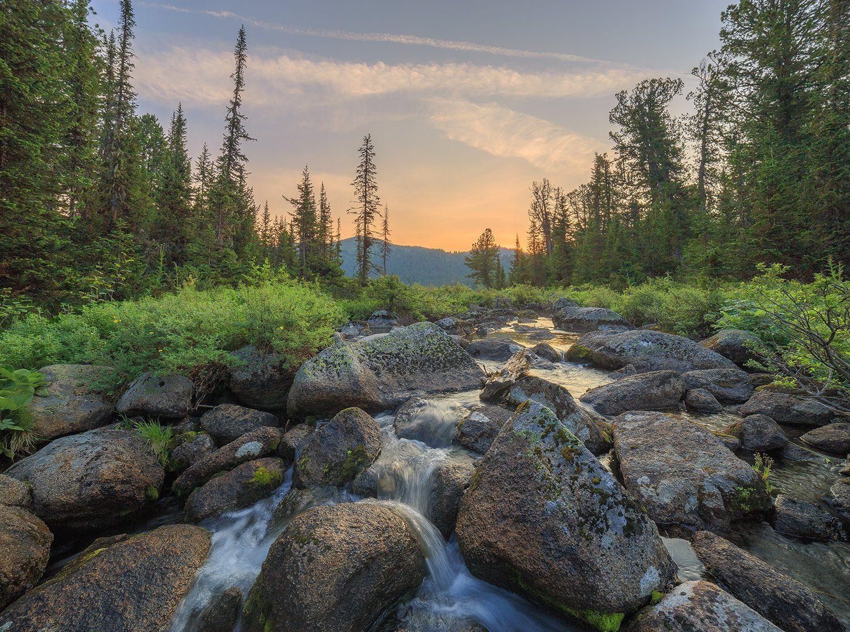 природа, пейзаж, горы, небо, Белоколенко Дамир