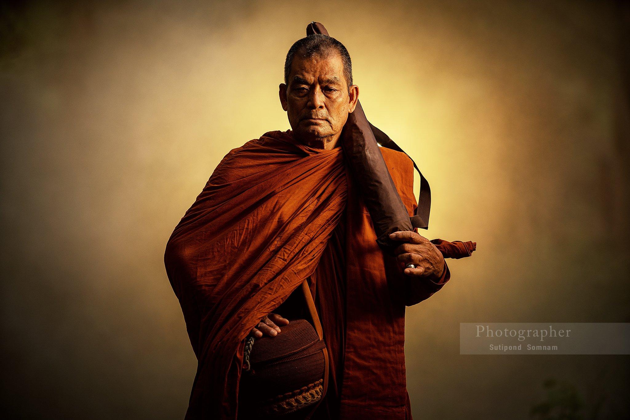 monk, SUTIPOND SOMNAM