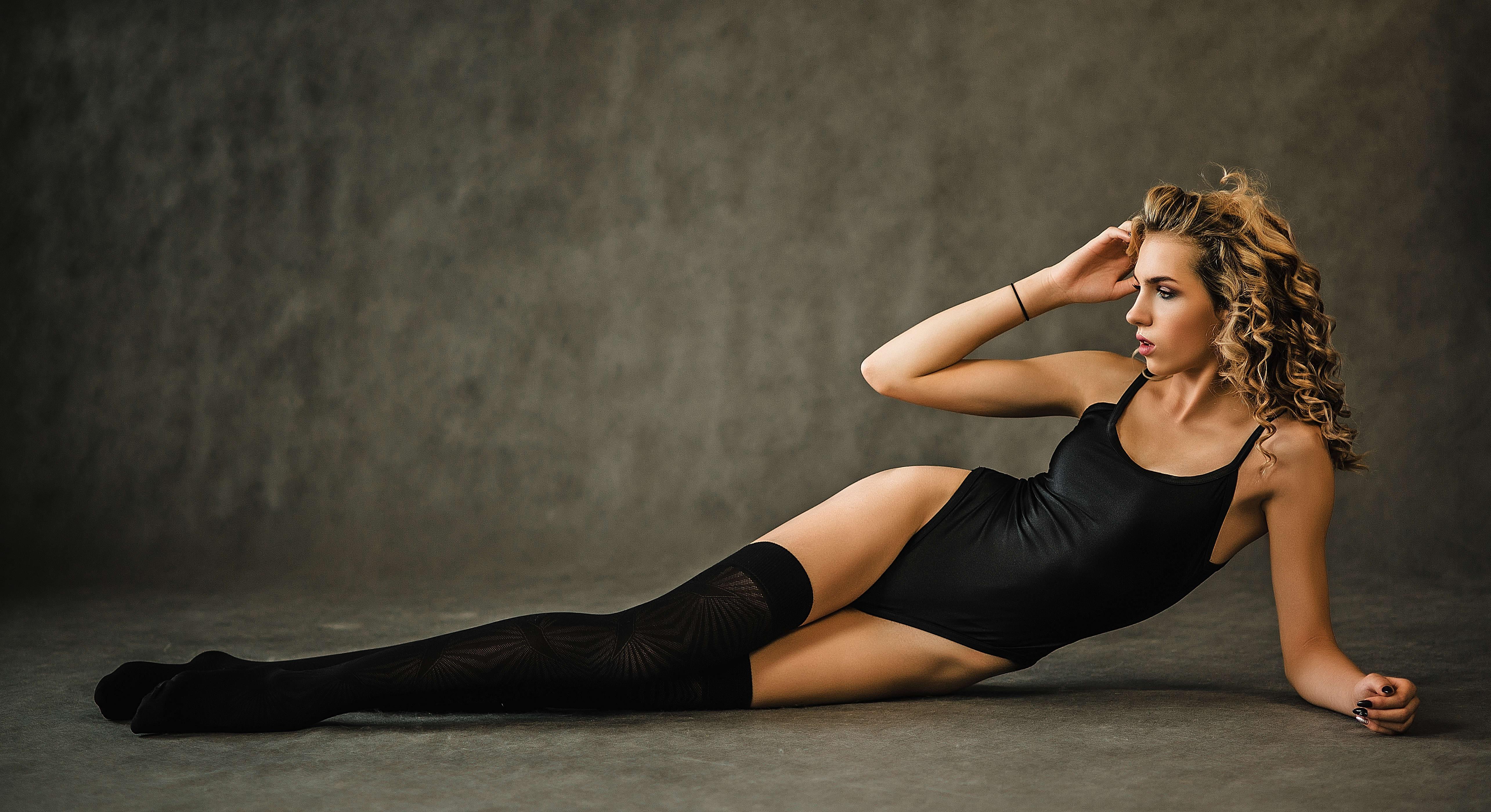 модель, красавица, студия, фотосессия, макияж, стиль, Васильев Владимир