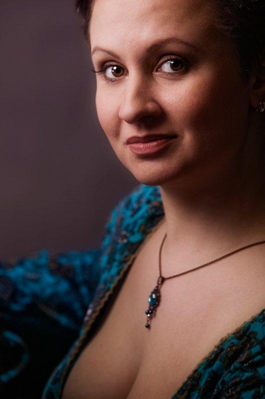 портрет, Anna Fomicheva [nusha]