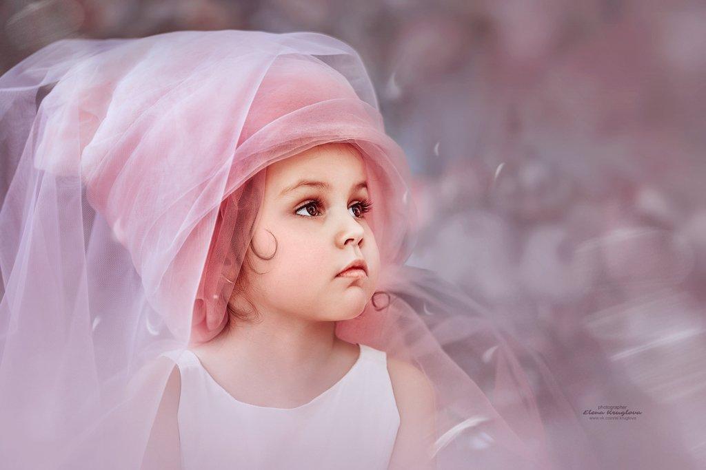 дети, девочка, фото, портрет, образ, Круглова Елена