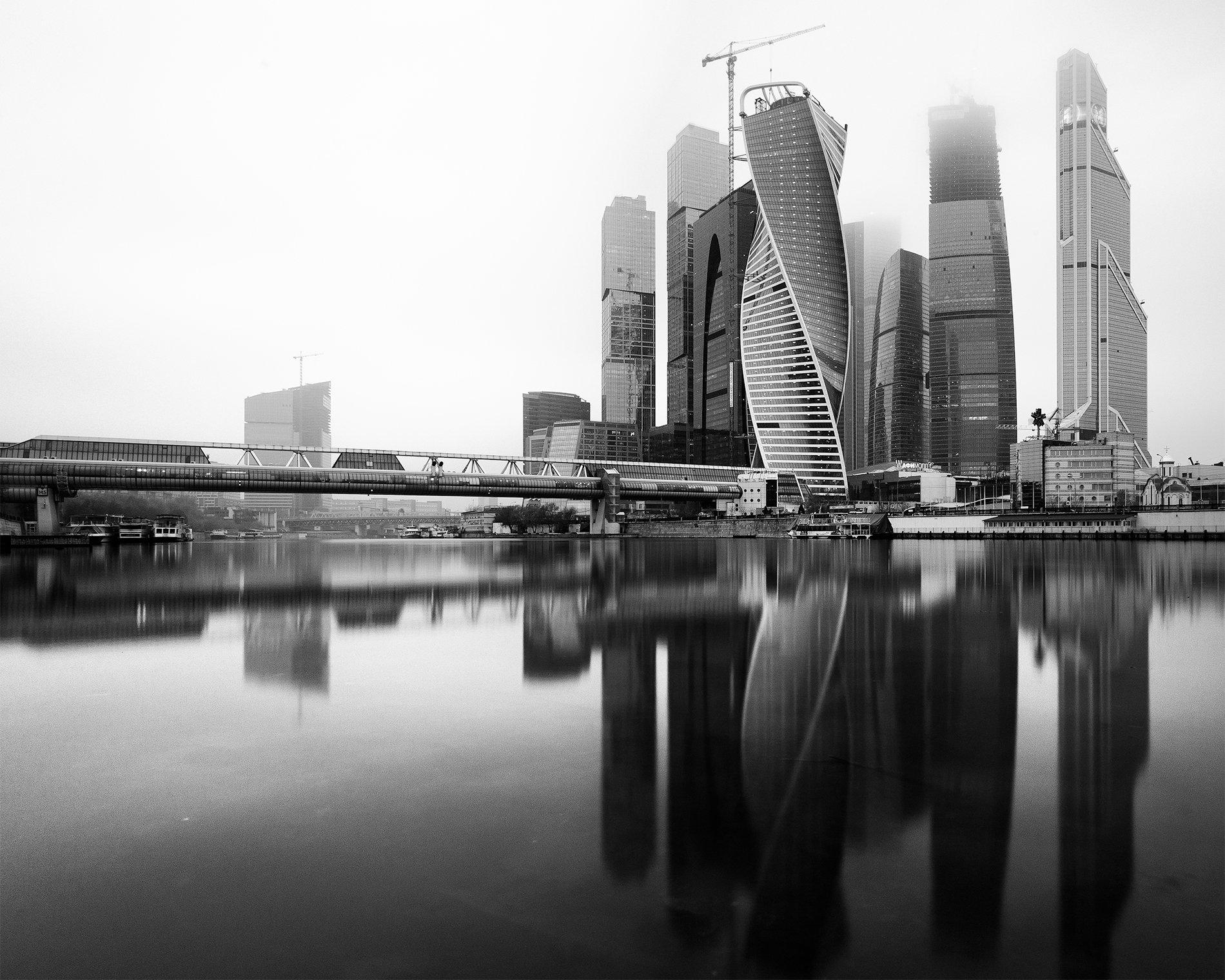 #cityscape #moscow #bw, Денис