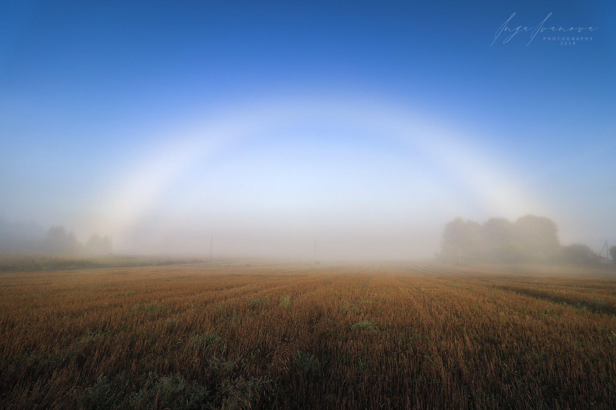 белая радуга, Инга Иванова