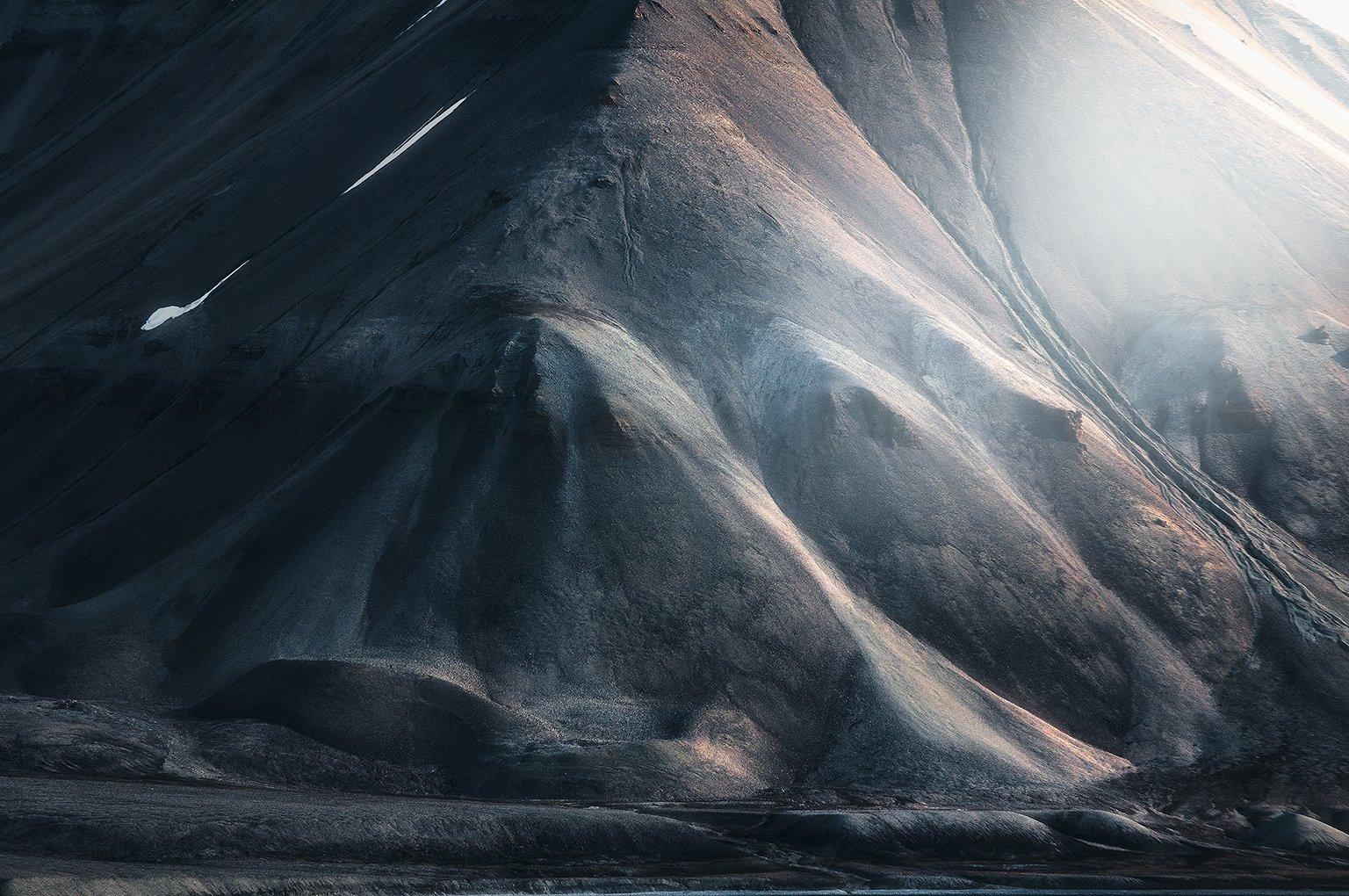 svalbard, spitsbergen, northnorway, islands, polar, arctic, summer, prometheus, alien, planet, Csomai David