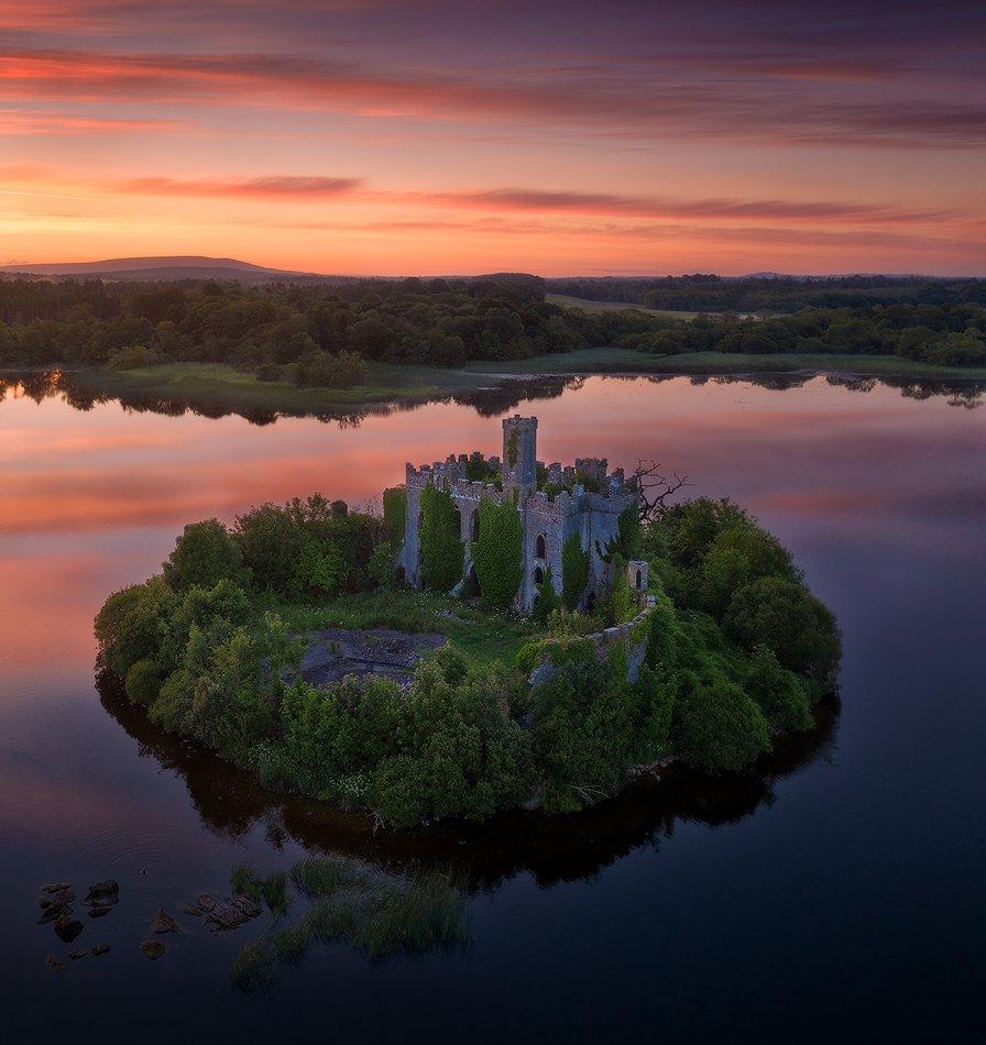 ireland, castle, Alex Yurko