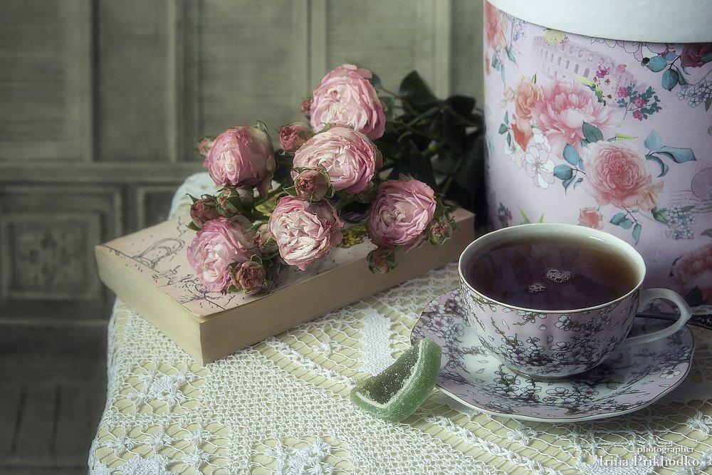 Чаепитие в стиле ретро Ирина Приходько
