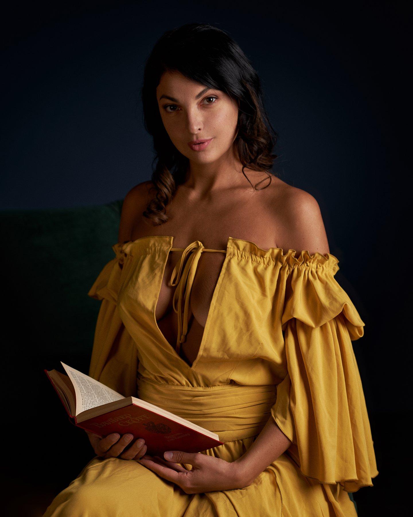 Порpyzhikphoto, портрет, классика, классический портрет, портрет девушки, женский портрет, portrait, classic, art, красавицатрет, Пыжик Максим