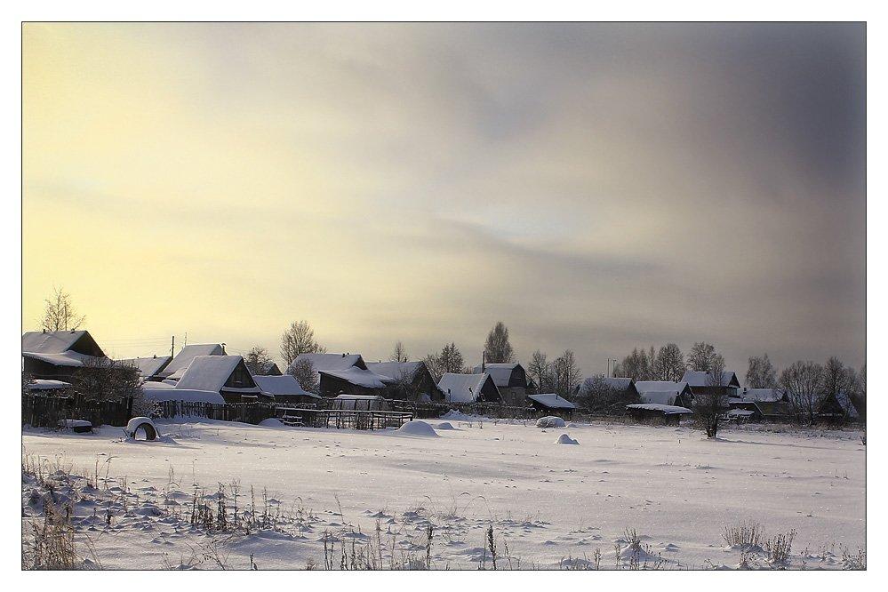 меленки, деревня, природа, пейзаж, Сдобин Дмитрий