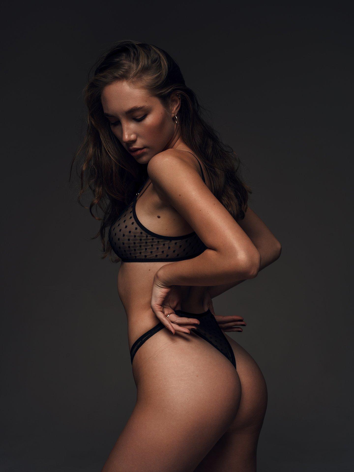 girl, test, studio, Moscow, model, underwear, tone, light, prophoto, Роман Филиппов