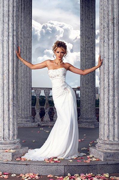 фотосессия, портрет, девушка, невеста, свадьба, Свирин Юрий