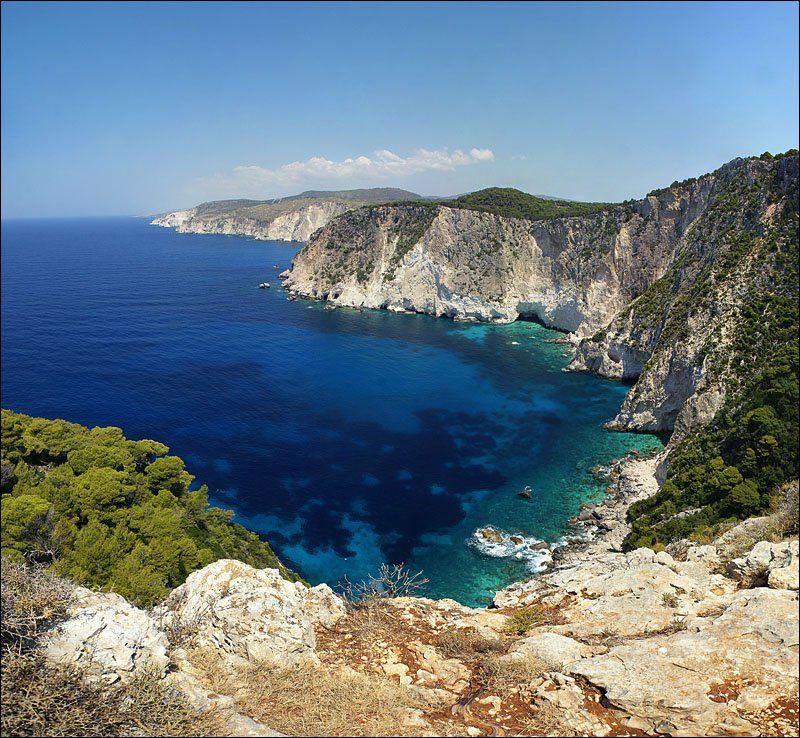 greece, zante, zakintos, keri, caves, Владимир В. Эделев