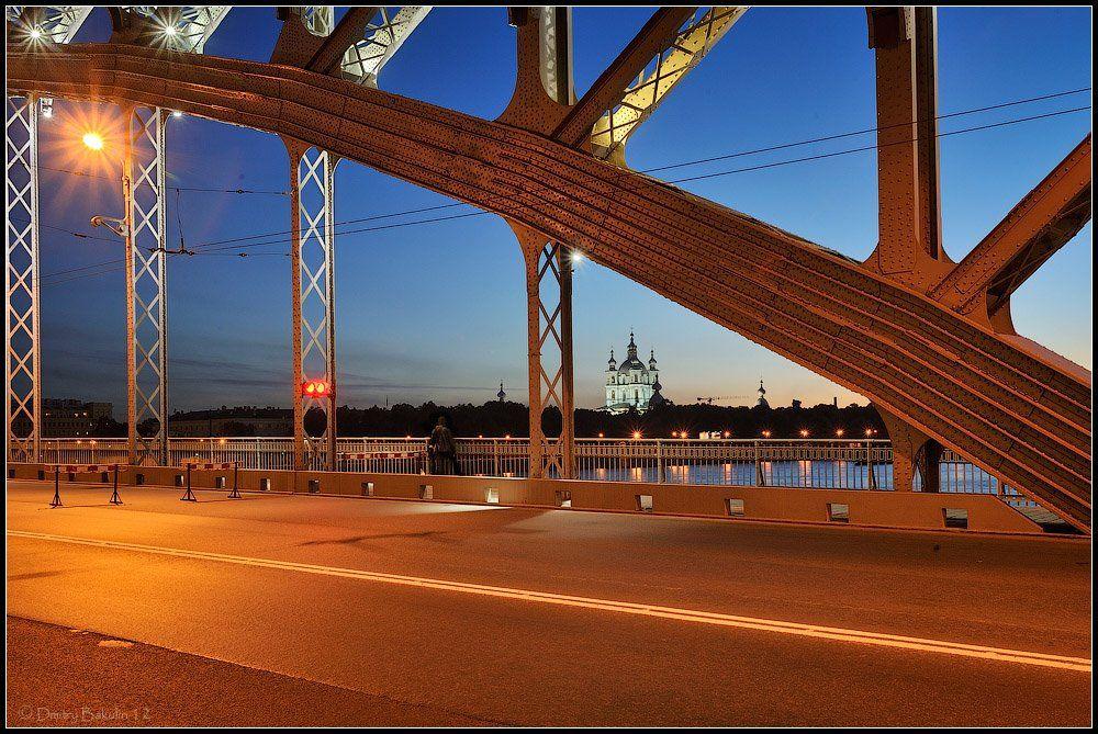 петербург, город, Дмитрий Бакулин