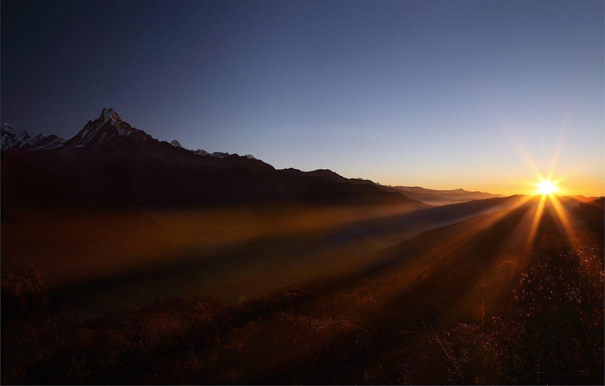 непал, горы, гималаи, Сергей