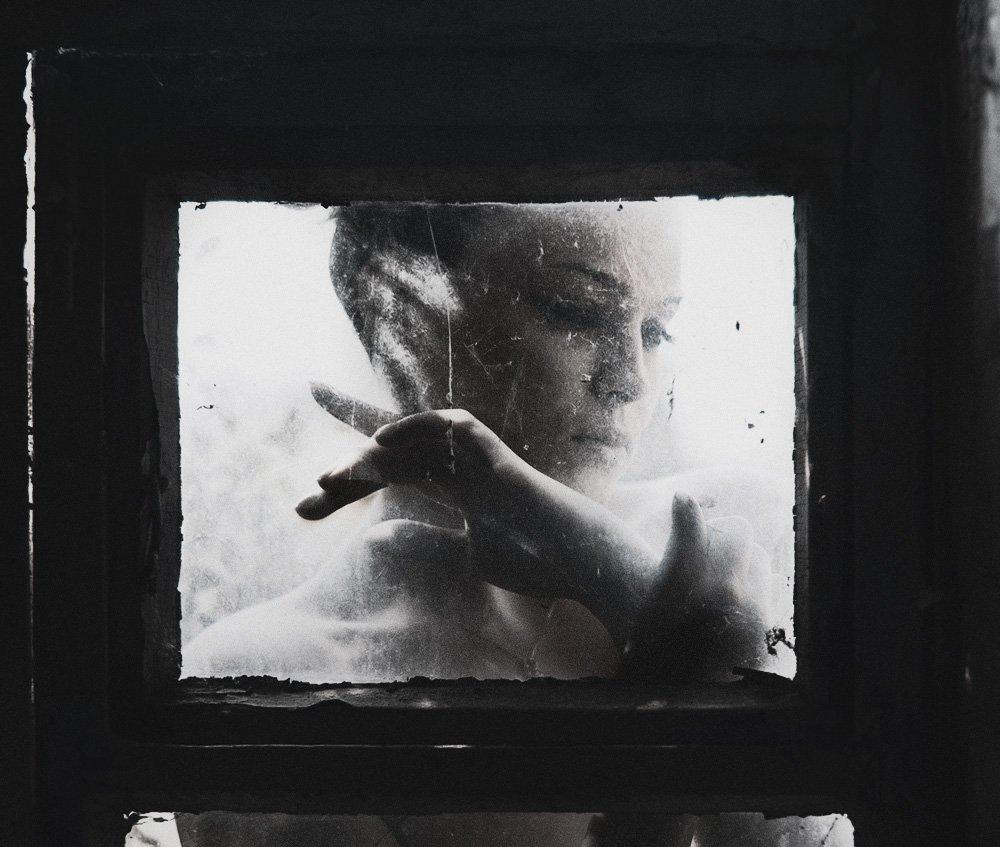 жанровый, портрет, Аркадий Курта