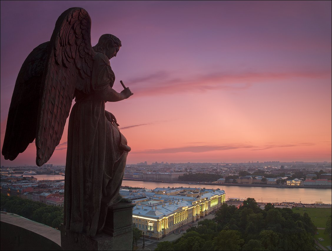 санкт-петербург, ангел, EGRA : ЕГРА