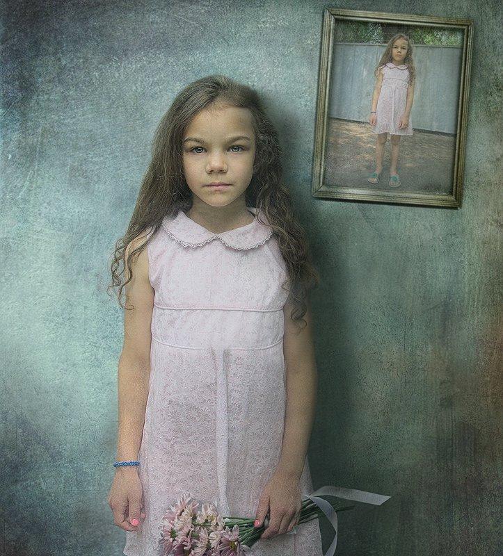 портрет, для, мамы, Svetlana Melik-Nubarova