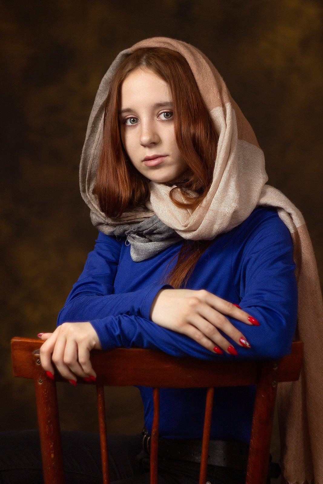 portret, Александров Илья