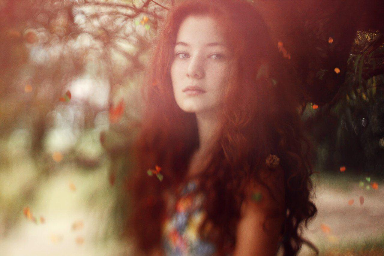 portrait,girl,toning,hair,cute,beauty,портрет,девушка,пленэр,природа, Кошечкина Аня