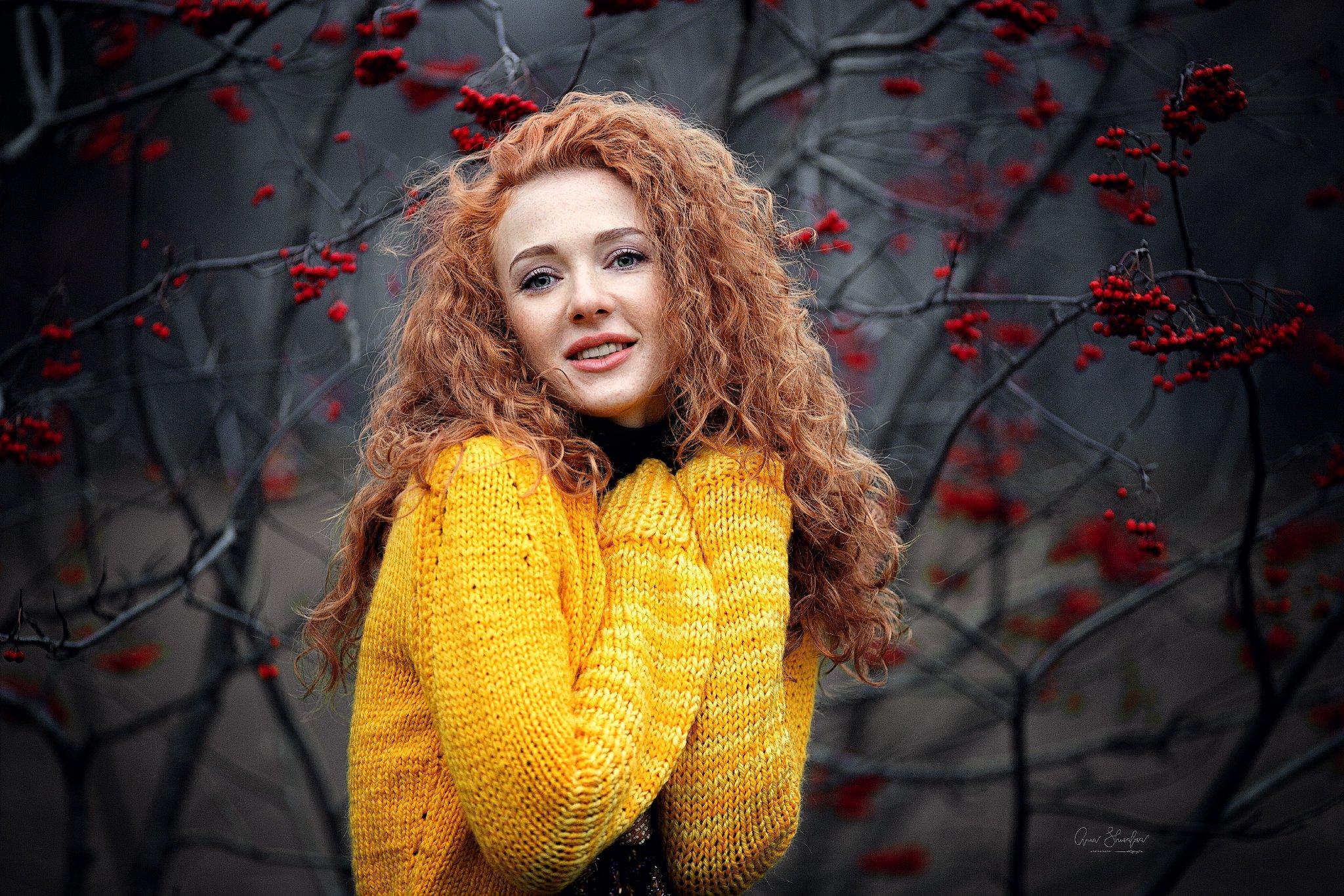 портрет красота девушка арт, Анна Шувалова