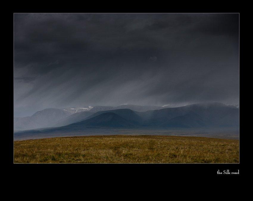 тянь-шань, дождь, Vasily Kosivtsov