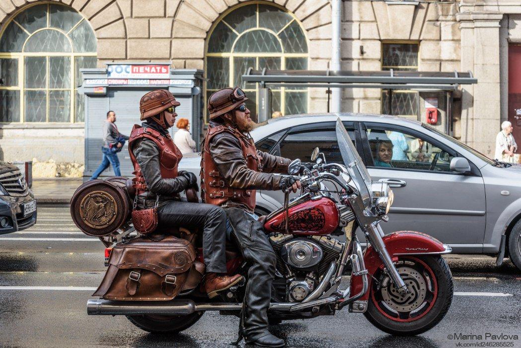 город, петербург, невский проспект, стрит, стритфото, репортаж, люди, байкеры, уличный портрет, Павлова Марина