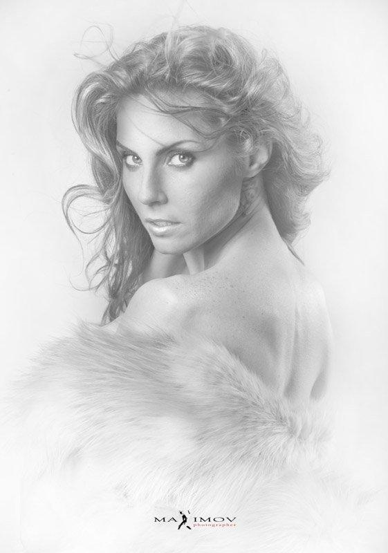 карандаш, портрет, девушка, женщина, максимов, maximov, kot7478, maXimov