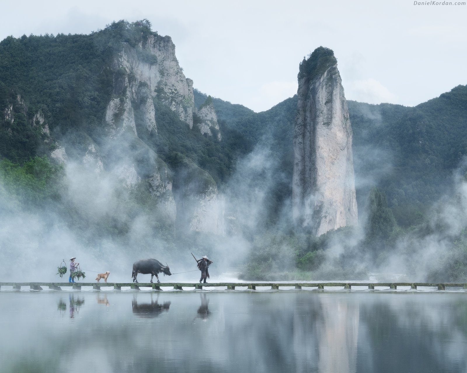 Китай, Даниил Коржонов