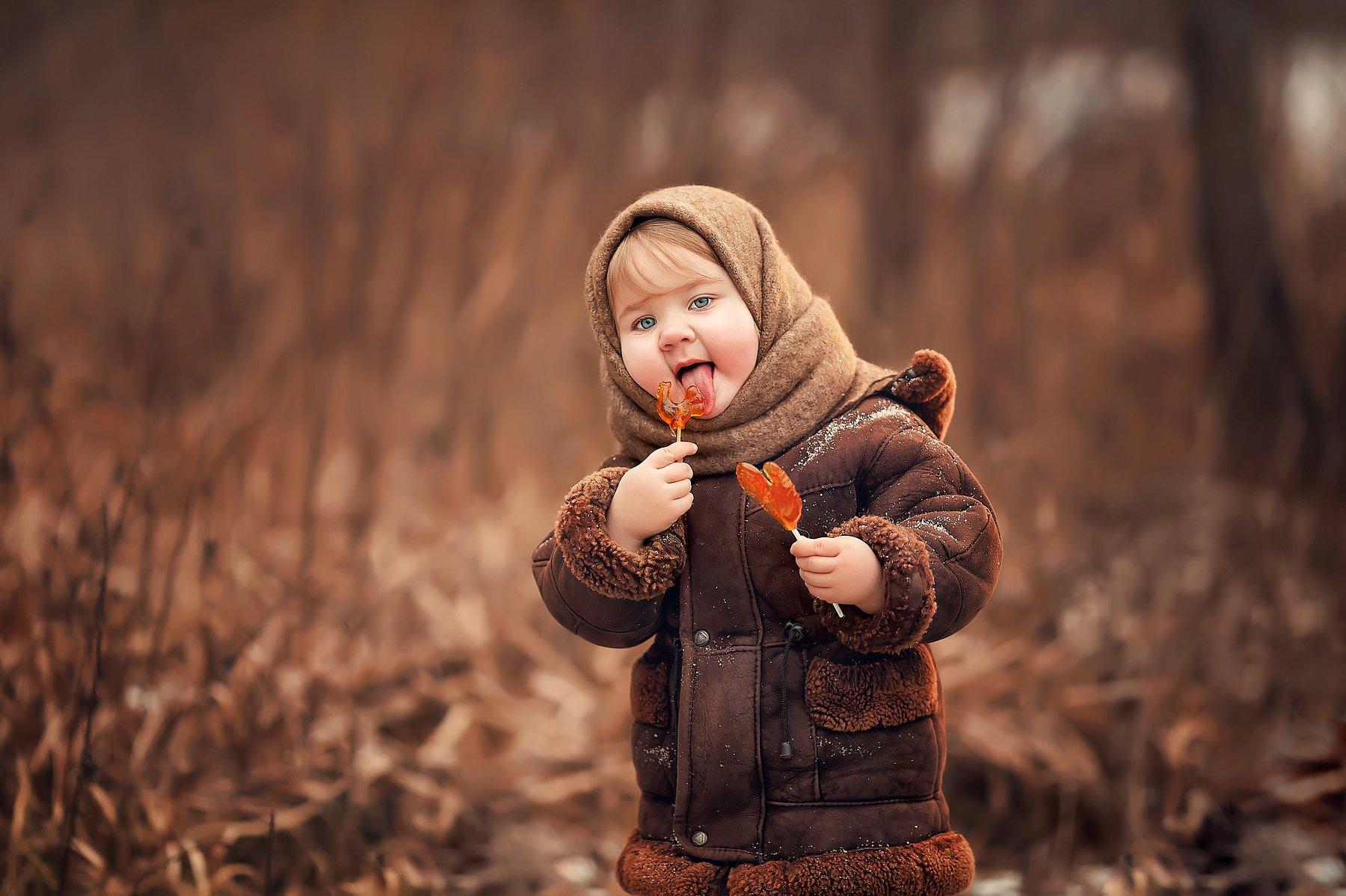 детский портрет, детская фотографий,  красавица, зима , русская красавица, советский ребенок, дети модели, ссср, Чупико Анастасия