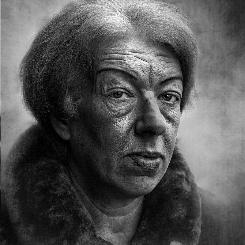 #портрет, #юрий_калинин, #лица, #черно_белое, #юрец, #уличная_фотография, #люди, #санкт_петербур, Калинин Юрий