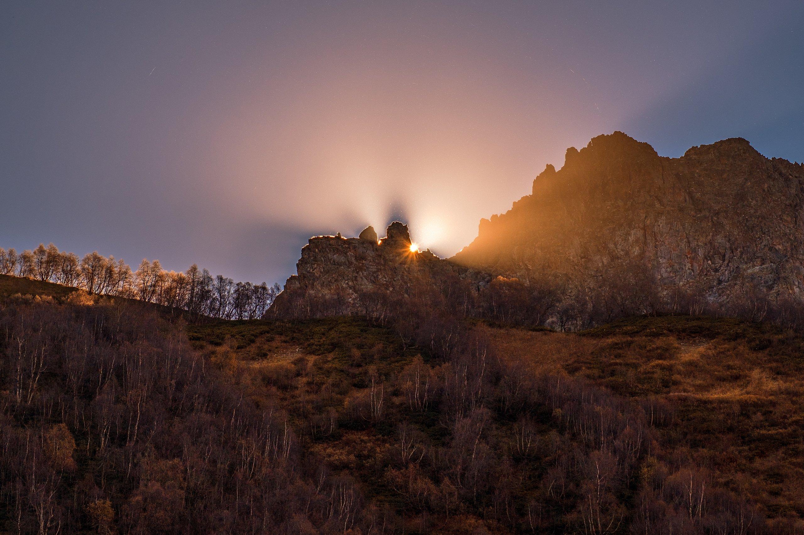 горы архыз походы пейзаж, владимир кецко