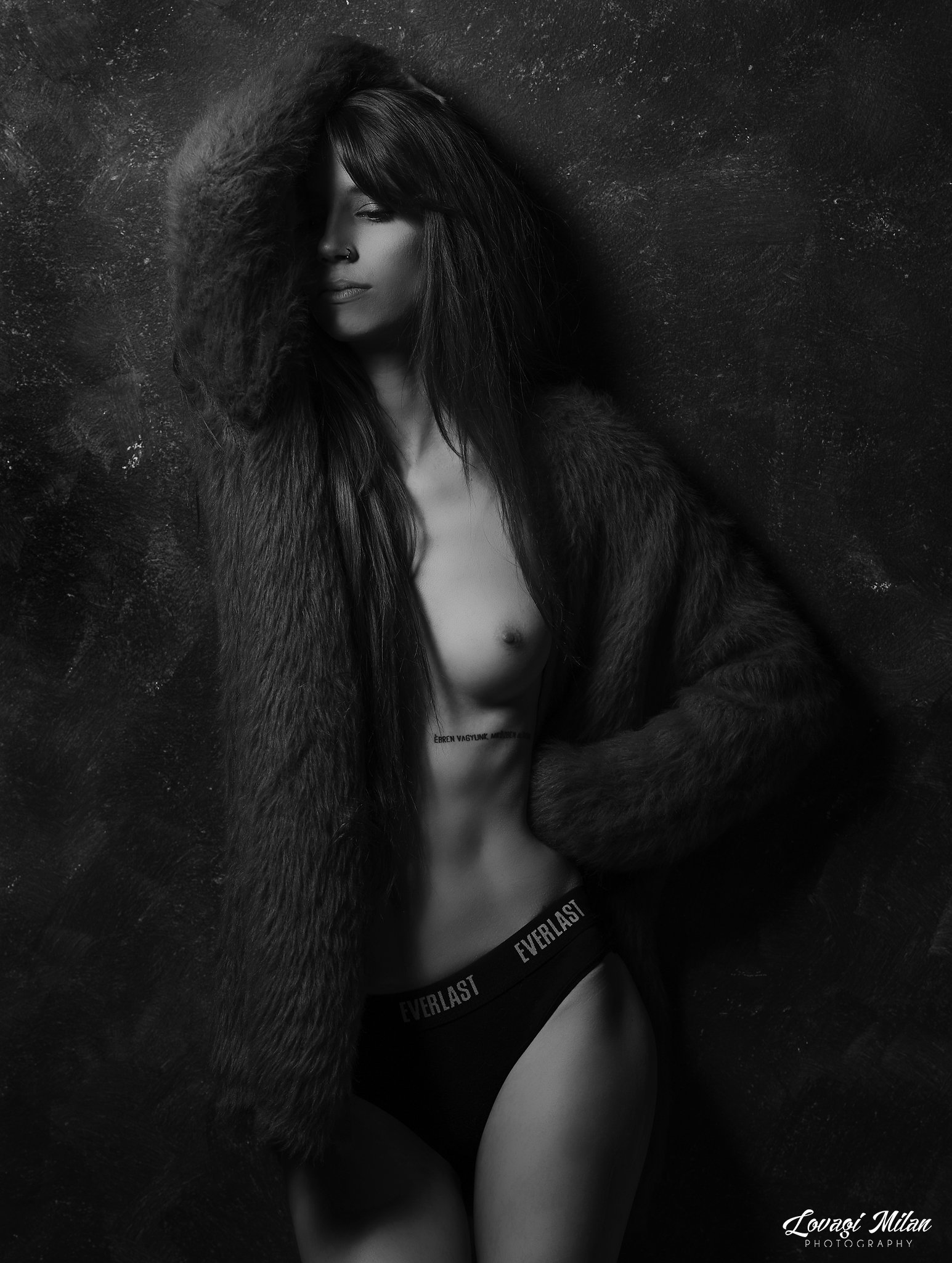 nude,girl,glamour,beauty, Lovagi Milán
