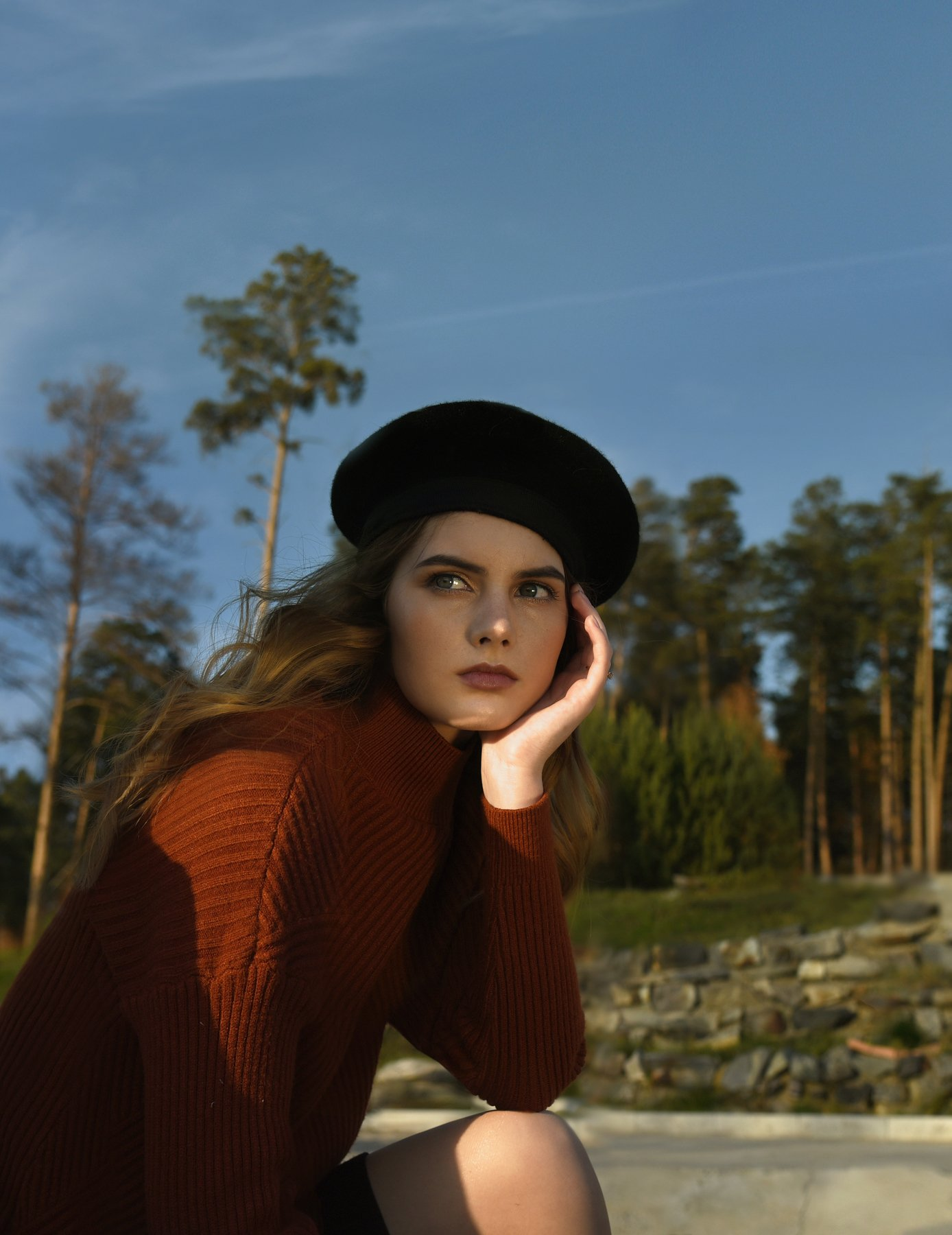портрет, модель,portrait, fashion, model, фотосессия, Olli Ogneva
