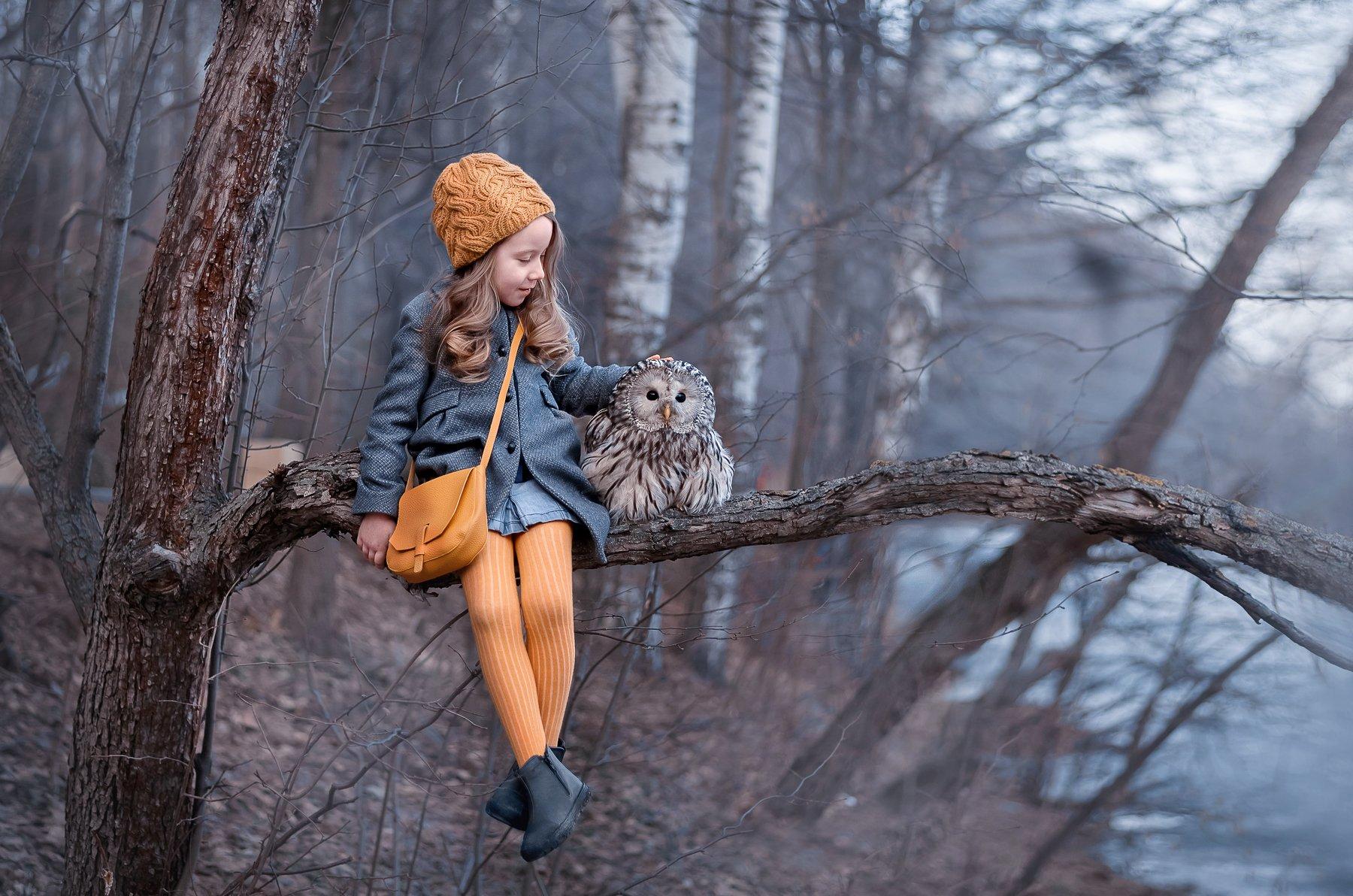 совы дети, Мария Чернова